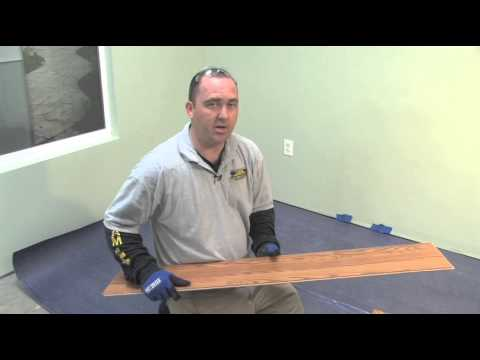 Flooring 101: How to Install Laminate Flooring (Angle-Angle Method)   Lumber Liquidators
