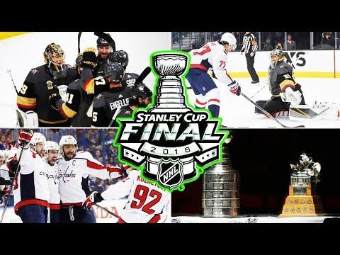 Плей-офф НХЛ 2018 - как это было ? ДРАЙВОВО !