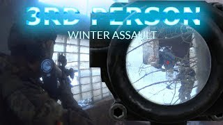 Tepla - Winter Assault magfed only 3rd person paintball