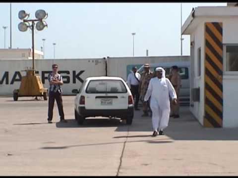 My 1999 Arabian Gulf Deployment #9: Ad Dammam, Saudi Arabia
