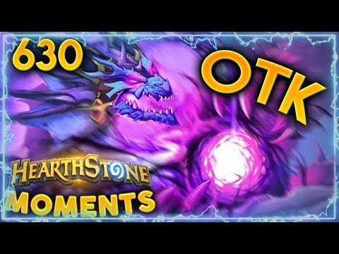 Casual 32 DMG OTK   Hearthstone Daily Moments Ep. 630