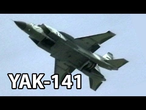 Yak-141 Freestyle - Farnborough Airshow 1992