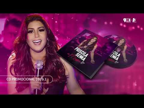 Priscila Senna_ A Musa - CD Promocional 2019