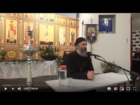 Vortrag Priestermönch Savatrie Bastovoi: Anti-parenting – die Wiederentdeckung der Elternschaft
