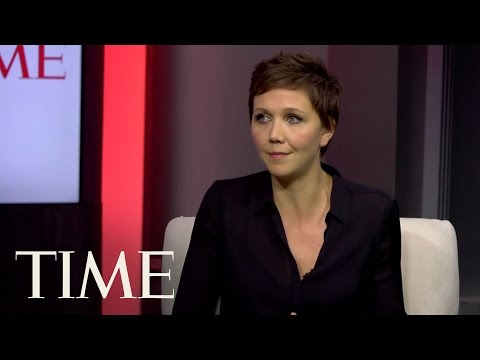 10 Questions with Maggie Gyllenhaal - Time