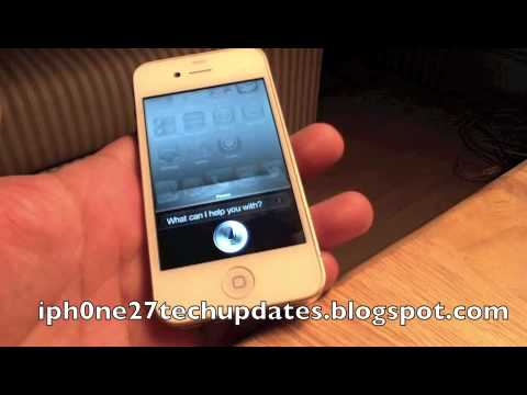 Sireet+Hands-Free Control Tweet with Siri using your voice! iPhone 4S iPhone 4