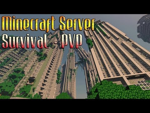 Minecraft Server - Survival - Parcelas - PvP 1.7.2 - 1.7.4 | No Premium - No ham