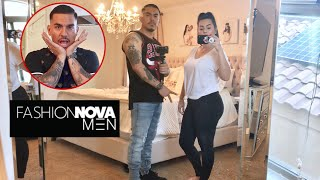 Rating My Husbands Fashion Nova Outfits!!!