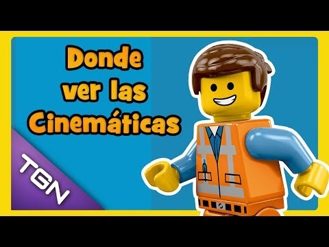 LEGO Movie The Videogame - Donde ver las Cinemáticas - Especial 4 - HD 720p