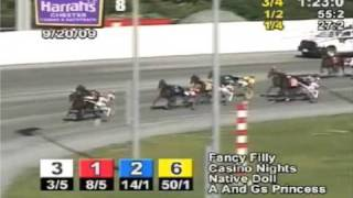USTA's Eye on Harness Racing -- Sept. 22, 2009 Eye on Harness Racing