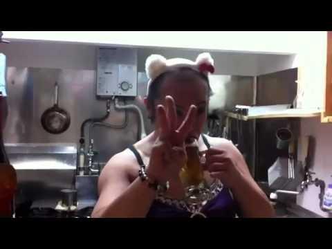 Uống bia kiểu bá đạo