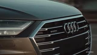 2019 Audi A8 - Intelligence Lighting Technology! [4k] Ad's world_Full-HD