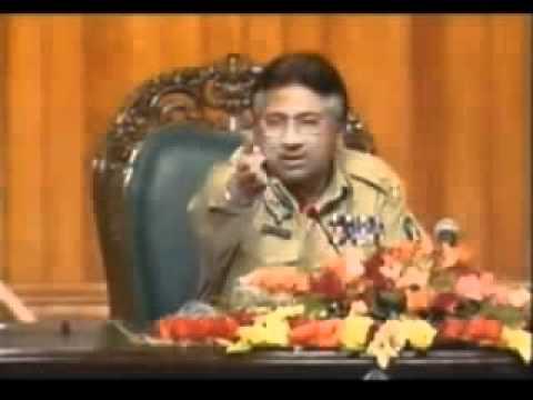 LYARIPresident Pervez Musharraf vs. Syed Adnan Kakakhel - 3.3.flv