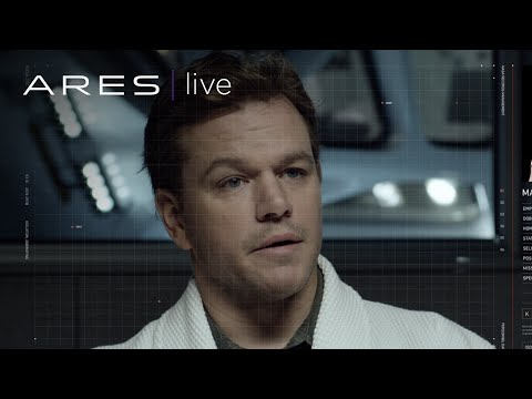 'The Martian' Viral Video - Ares 3: The Right Stuff