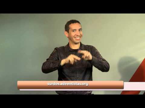 Convite: EvangeLibras - Alexandre Castro | Igreja Adventista