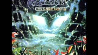 Watch Saxon You Aint No Angel video
