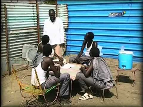South Sudanese Drama - romance