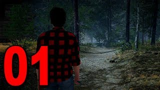 Friday the 13th The Game - Part 1 - THIS IS TERRIFYING