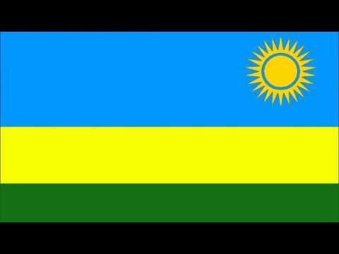 "National anthem of Rwanda ""Rwanda Nziza"""