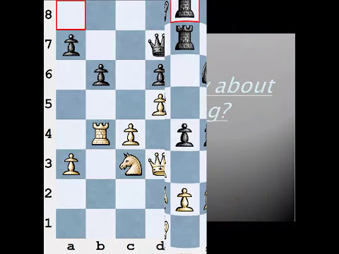Chess Video Lesson by GM Igor Smirnov