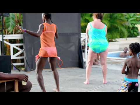 vybz kartel 80 year old in dance off in jamaica, Merital family