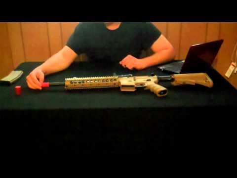 G&G GR15 Raider-XL DST Review