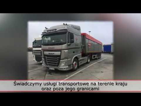 Transport Kruszyw Skład Opału Węgiel Brzeg Kobylański. Usługi Transportowe Handel Opałem