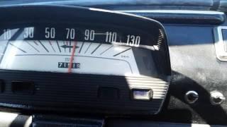 Fiat 500 L test motore 800 c.c.