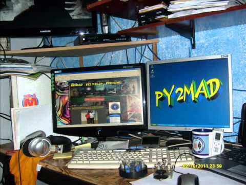 PY2MAD - My Hamradio Shack 2011