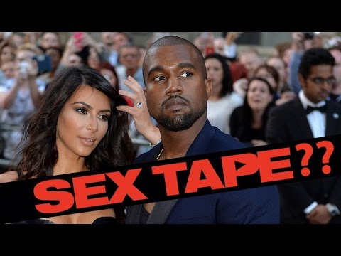 Kim Kardashian & Kanye West New Sex Tape??? video