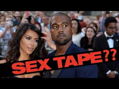 Kim Kardashian & Kanye West NEW Sex Tape???
