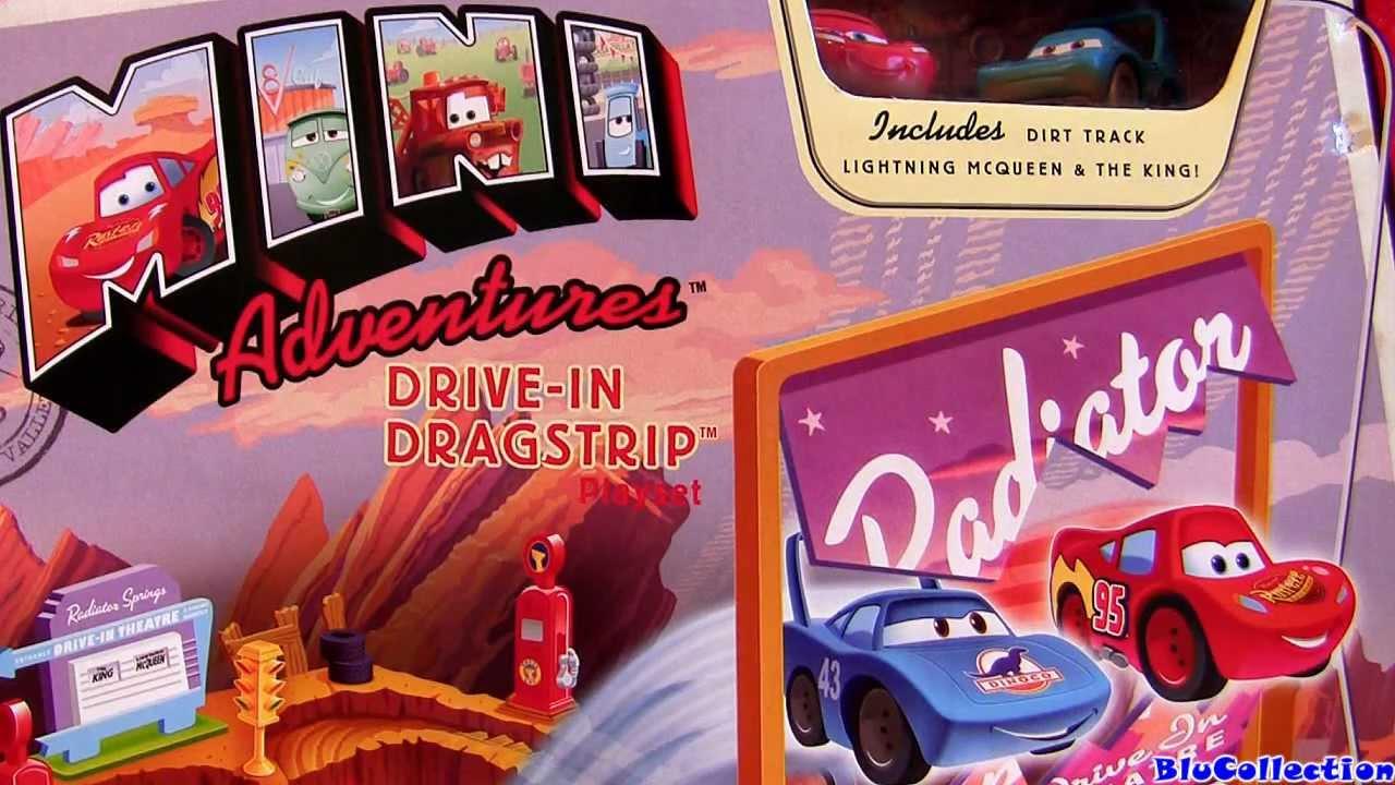 Cars  Playset