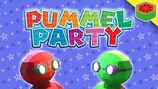 The NEW Mario Party!   Pummel Party
