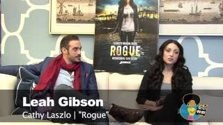 Meet The Stars of ROGUE - Thandie Newton Drama Wednesday Nights on DirecTV