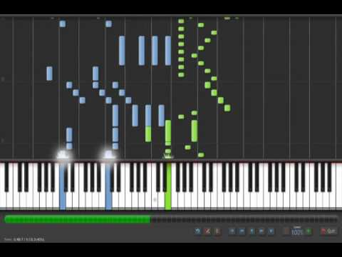 Beethoven Virus Synthesia With MIDI