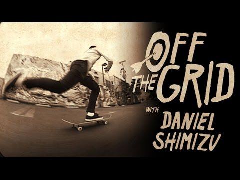 Daniel Shimizu - Off The Grid