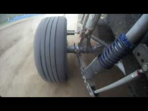 FOX Racing Shox Rides Along with Johnny Greaves Crandon July 09 Video