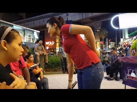 ABCDEFGHI, (I Love You MOVIE)-Nazri feat redeem buskers cover hindi song,mantap