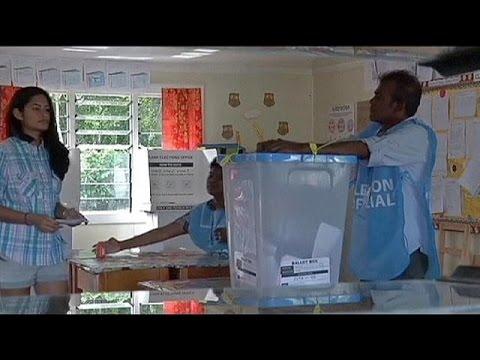 Fiji coup leader Bainimarama declares election victory