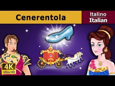 Cenerentola    Favole Per Bambini    Storie Per Bambini    4K UHD    Italian Fairy Tales