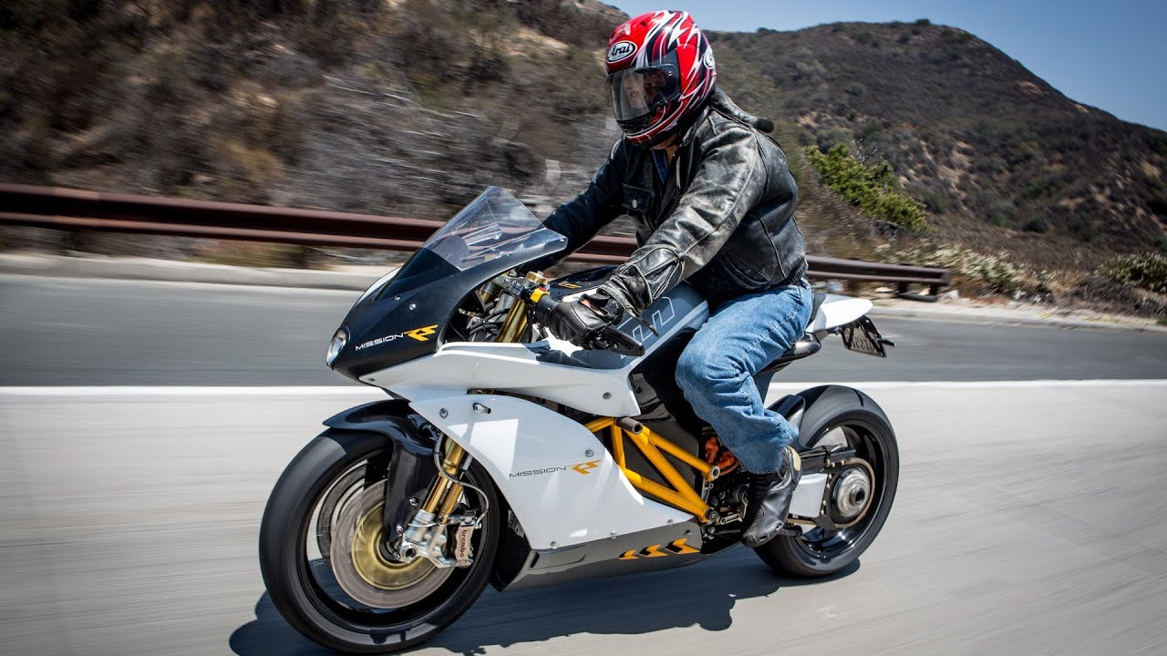 2014 Mission Motorcycles Mission Rs Jay Leno S Garage
