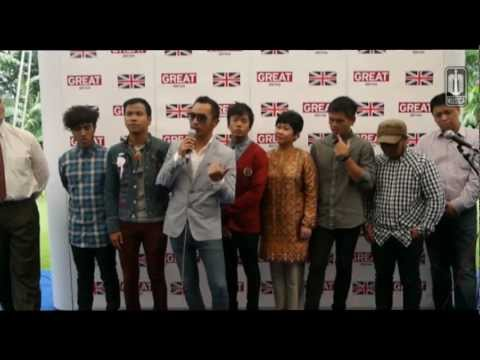 NIDJI – Afternoon Tea Party with The British Ambassador