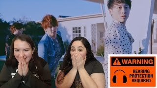 Da-iCE ダイス  「Into You」 Reaction Video