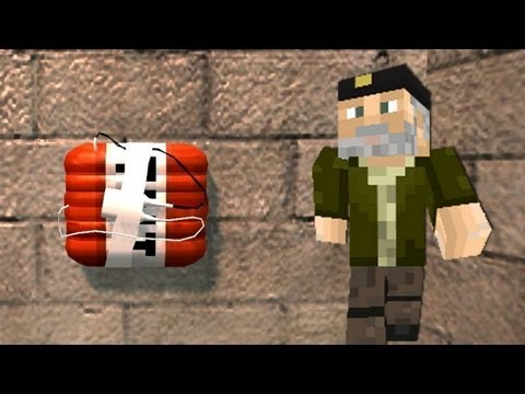 SUPER BOMBAS!! - Bomberman en Minecraft!!