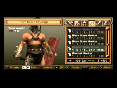 Classic Game Room - GLADIATOR BEGINS for PSP review