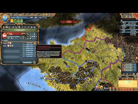 Europa Universalis IV El Dorado Gameplay