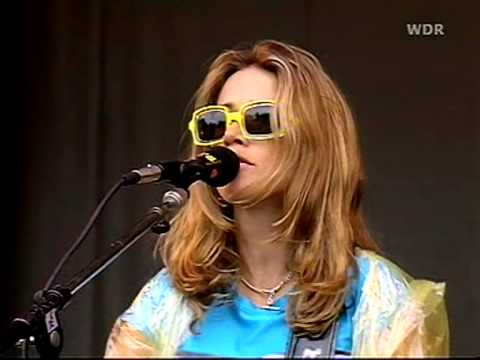 Heather Nova - Throwing Fire At The Sun