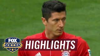 Bayern Munich vs. Borussia Dortmund | 2016-17 Bundesliga Highlights