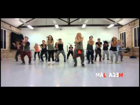 Talk Dirty - Jason Derulo Choreography By Mega Jam Slow And Mirrored video