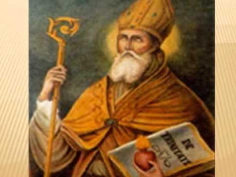 A vida de Santo Agostinho